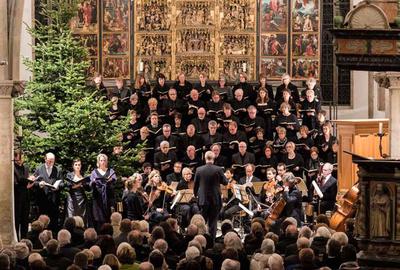 J.S. Bach: Weihnachts-Oratorium Teile I-III