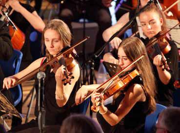 Das Märkische Jugendsinfonieorchester