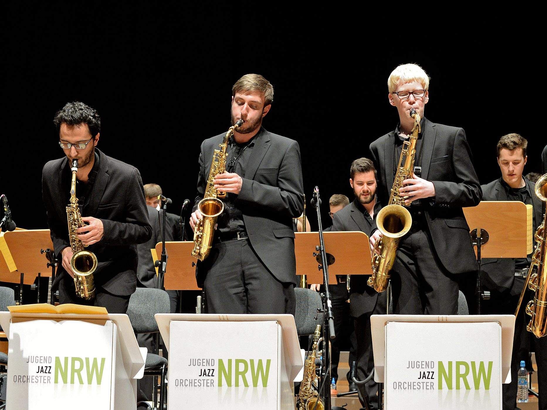 JugendJazzOrchester NRW – Special Guest: Theo!