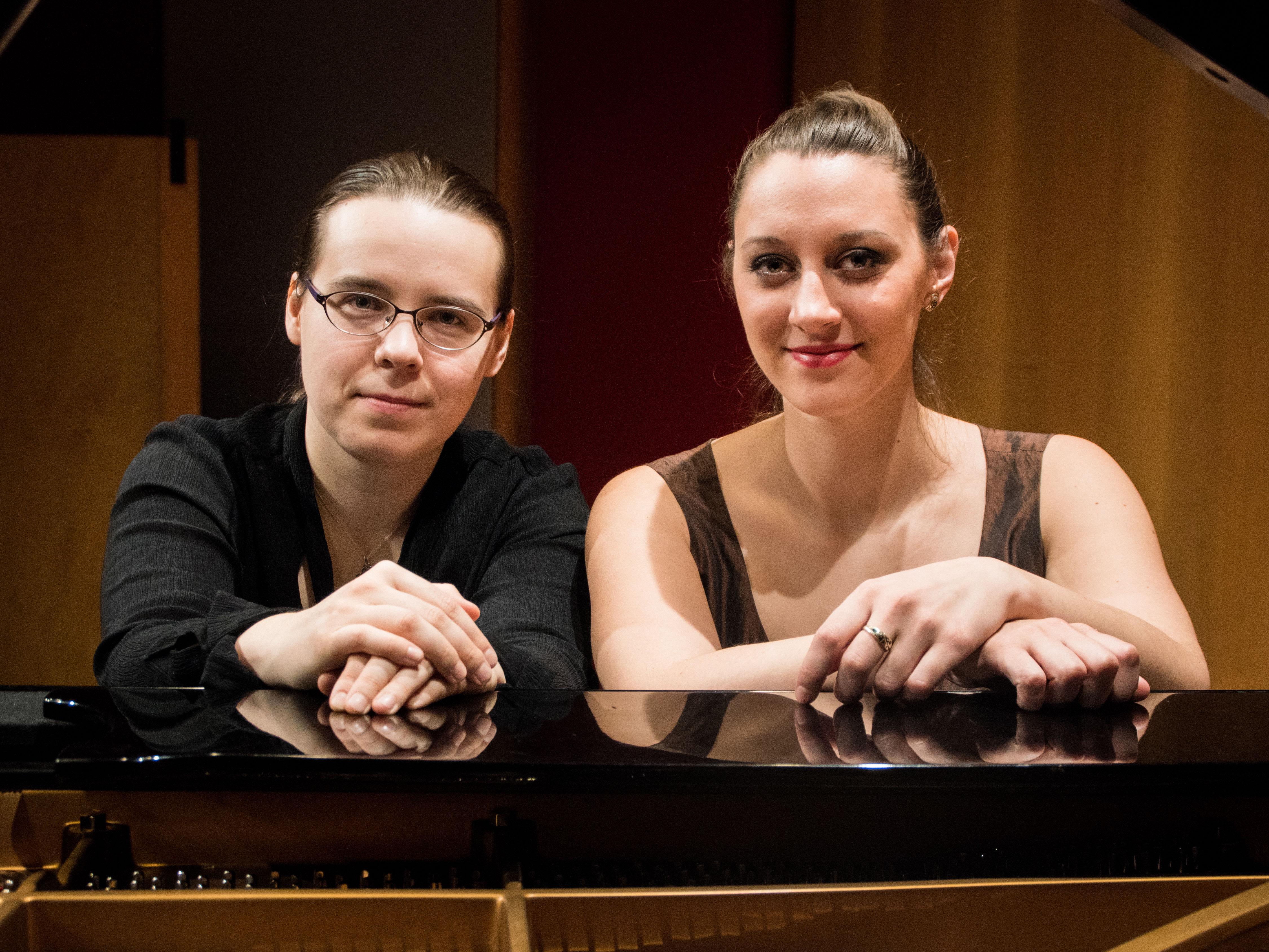 Lied-Duo: 1. Preis im Schubertwettbewerb 2018
