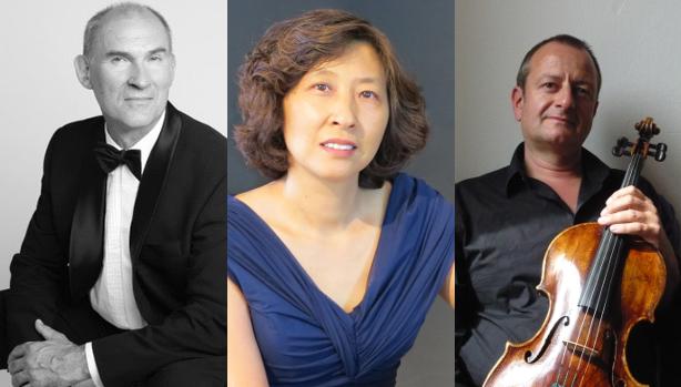 Das besondere Trio: Klarinette-Viola-Klavier