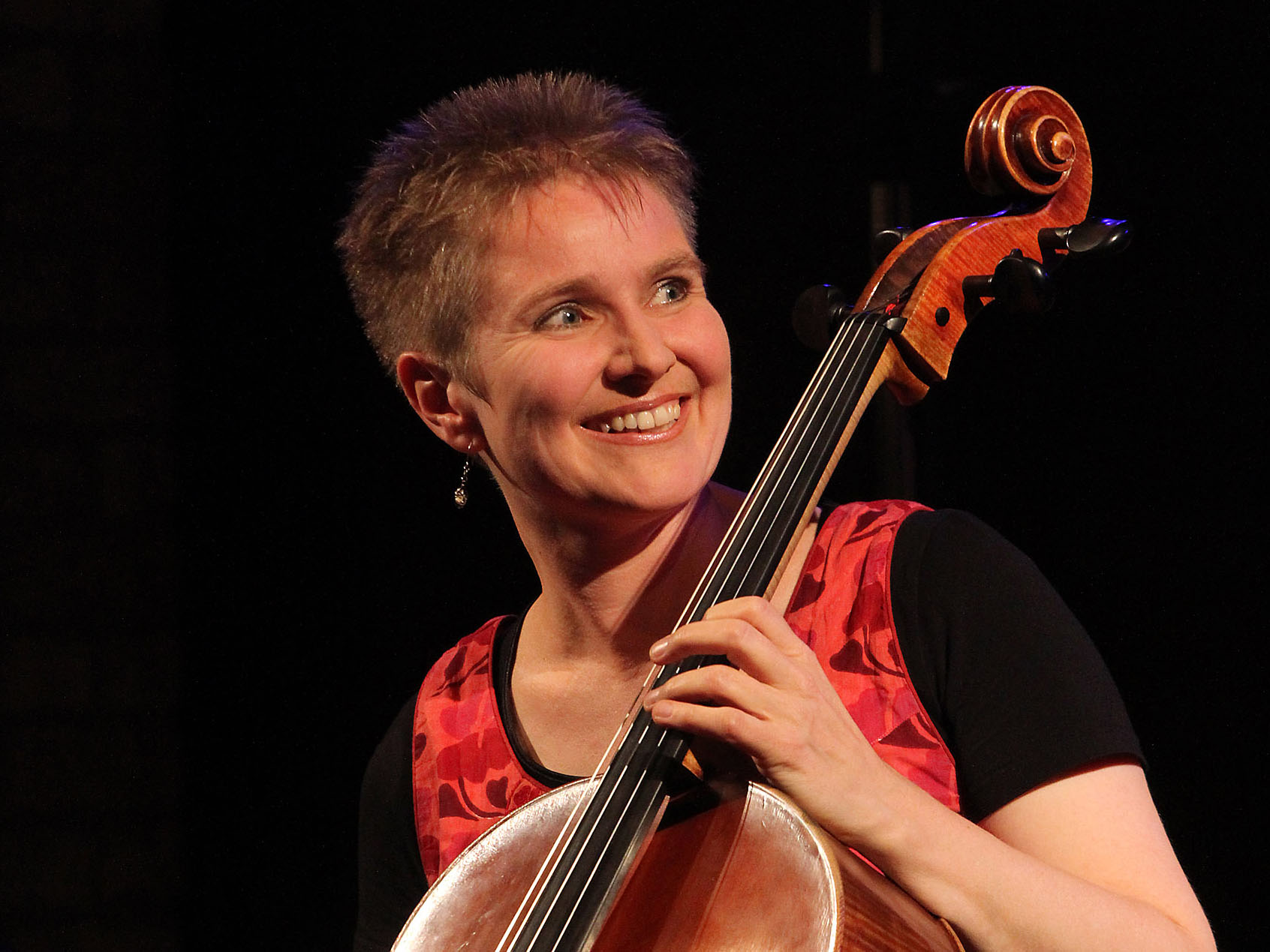 "Cello Jazz mit Beate Starken ""I just want to play"""