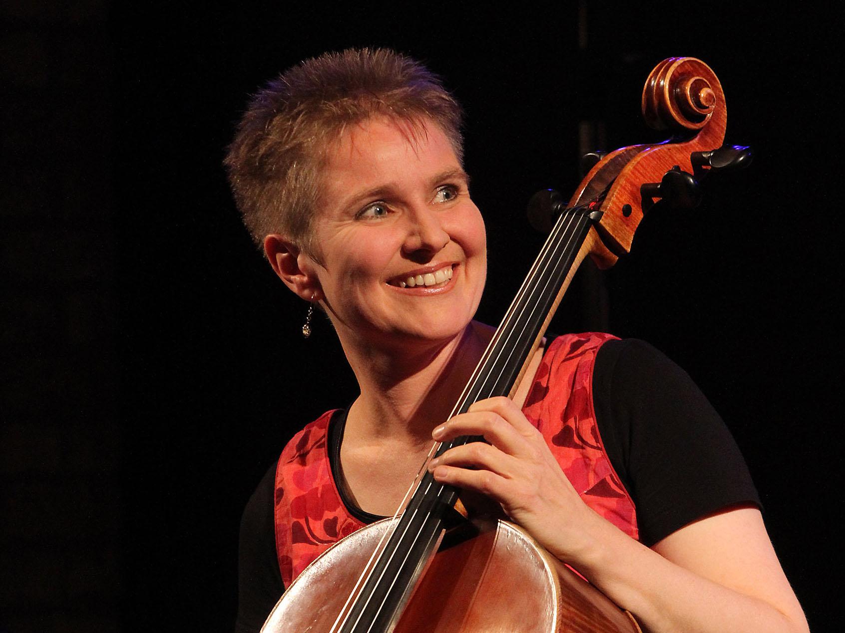"Cello Jazz mit Beate Starken ""I just want to play"""