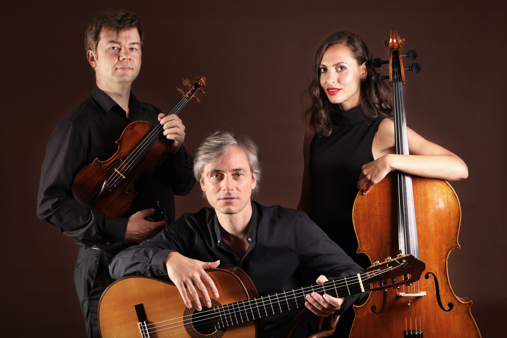 I Virtuosi:  Das Astor Trio