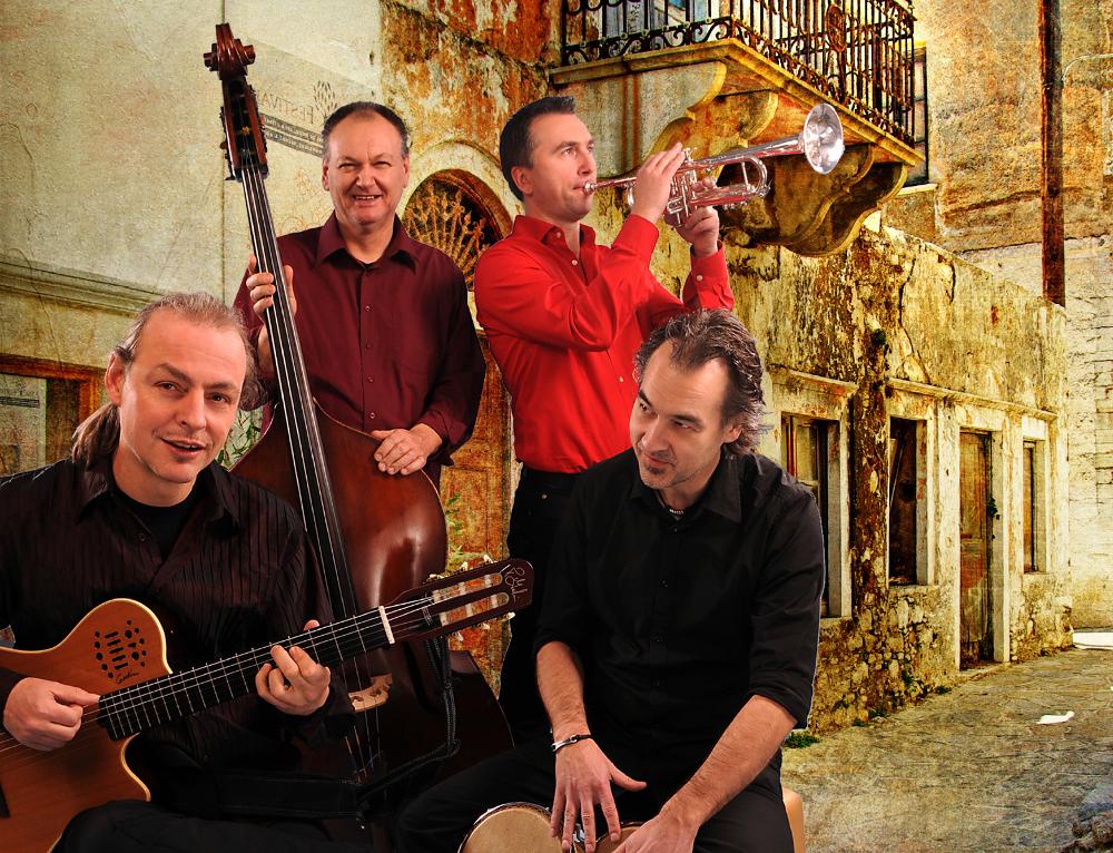 Tropical Turn Quartett – Jazz und lateinamerikanische Rhythmen