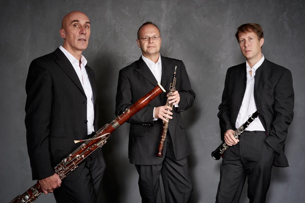 Echo Klassik 2015: Trio Lézard