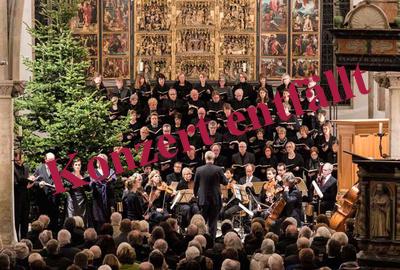 Weihnachtskonzert der Konzertgesellschaft Schwerte – entfällt!