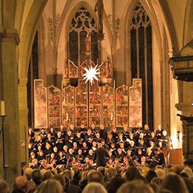 J.S. Bach Weihnachts-Oratorium Kantaten IV-VI