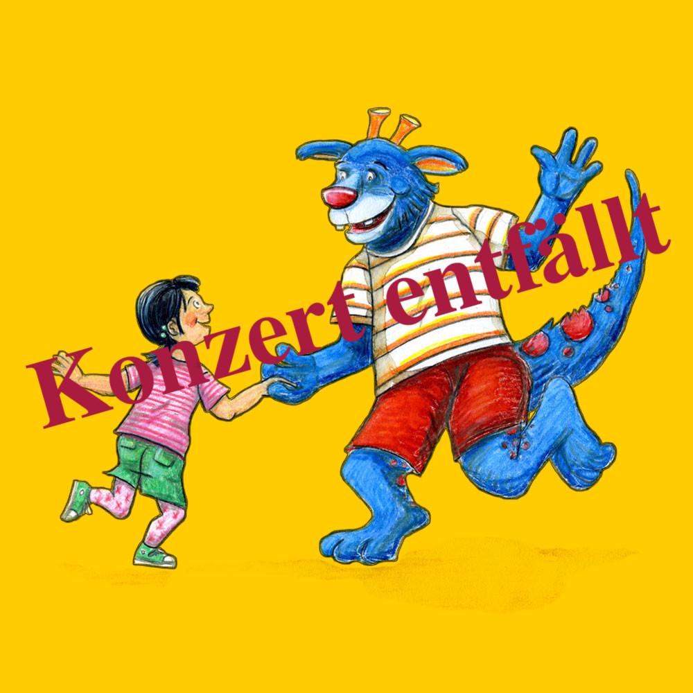 Krümelmucke – das Kindergartenkonzert der Konzertgesellschaft entfällt!